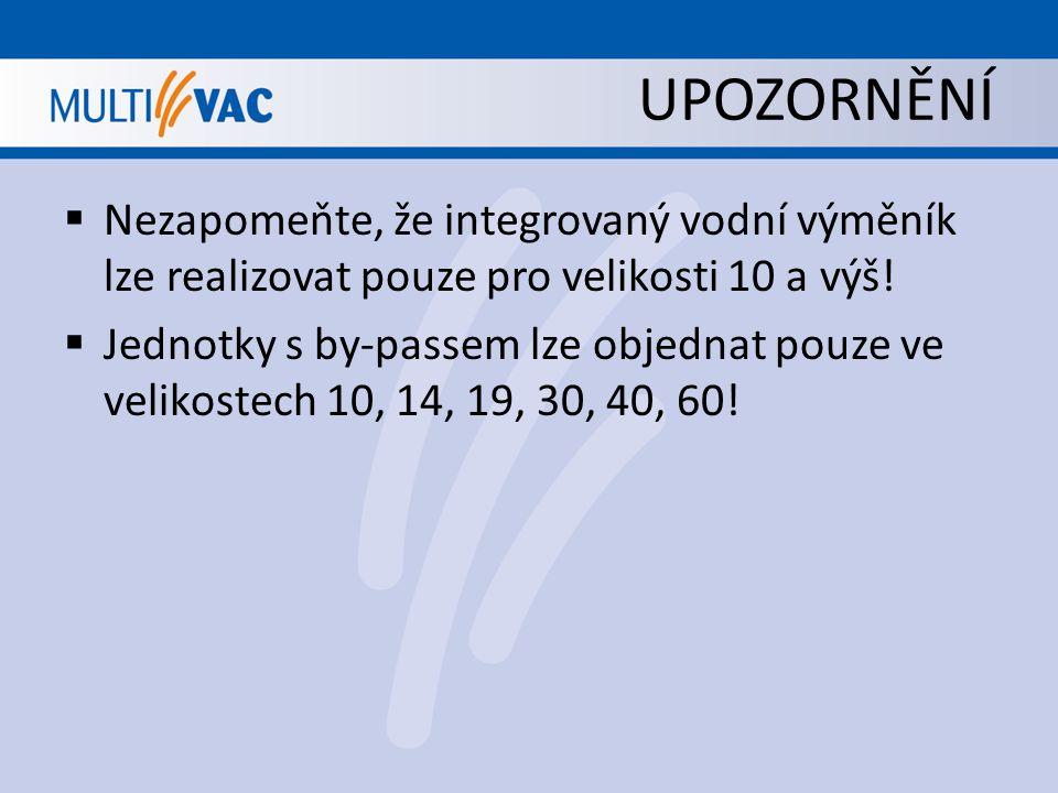 CENOVÁ NABÍDKA  Nově se připravují jednotky RKE na objednávku na firmě 2VV, kde probíhá přestavba základní jednotky (horizontální, typ A bez ohřevu) na požadovanou (integrovaný ohřívač, alternativní připojení).
