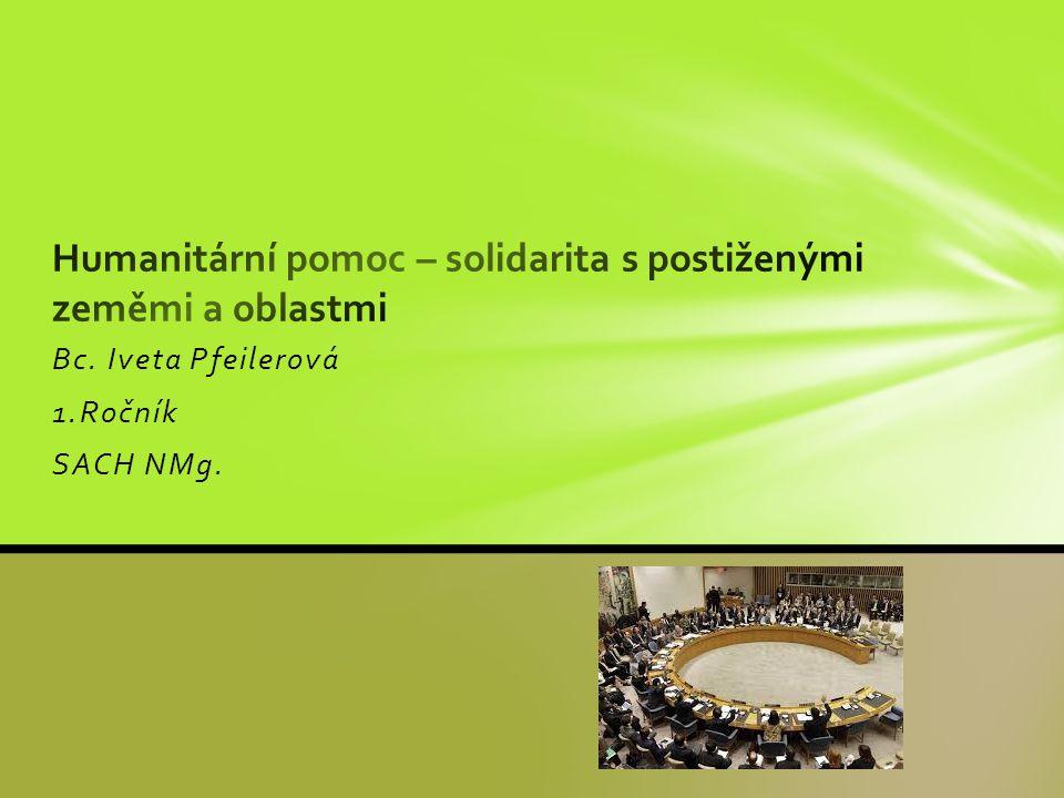 Bc. Iveta Pfeilerová 1.Ročník SACH NMg.
