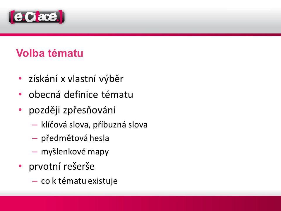 CitacePRO • přístup: http://www.citacepro.com • od tvůrců Citace.com • podrobný návod podrobný návod • přihlášení – klikněte na ikonu Moravská zemská knihovna – zadejte své přihlašovací údaje