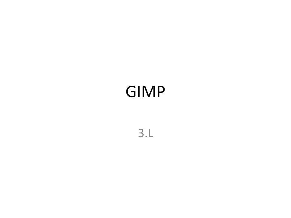 GIMP 3.L