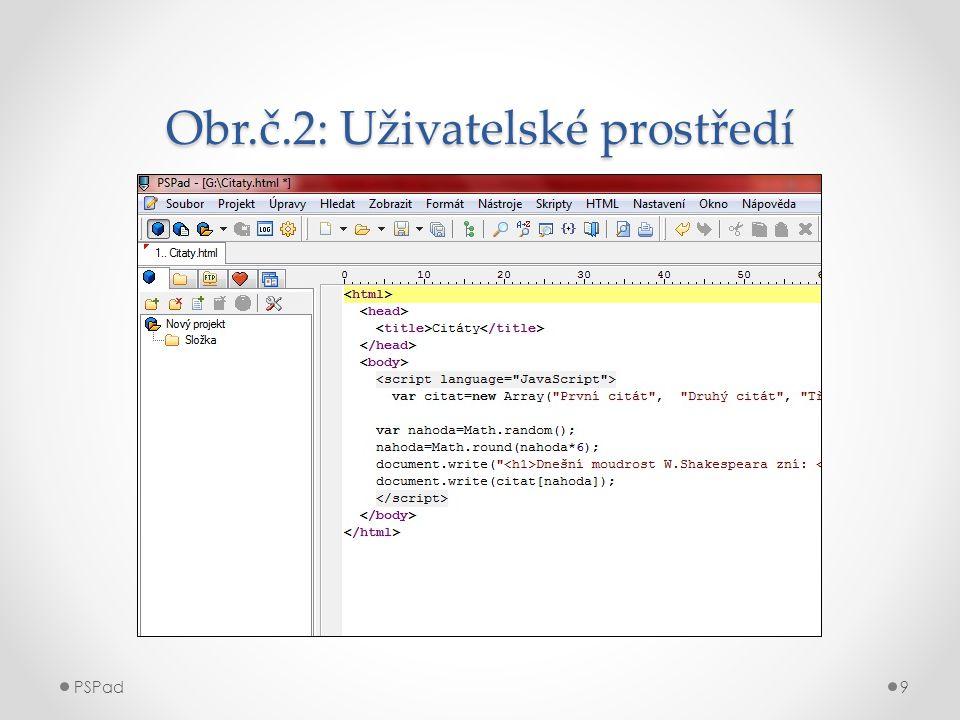 """5.1 MDI rozhraní • Multiple Document Interface • model práce s více okny v rámci programu • Princip – hlavní okno s """"pracovní plochou , ve které se otevírají další okna • Počet oken omezen pamětí PSPad10"""