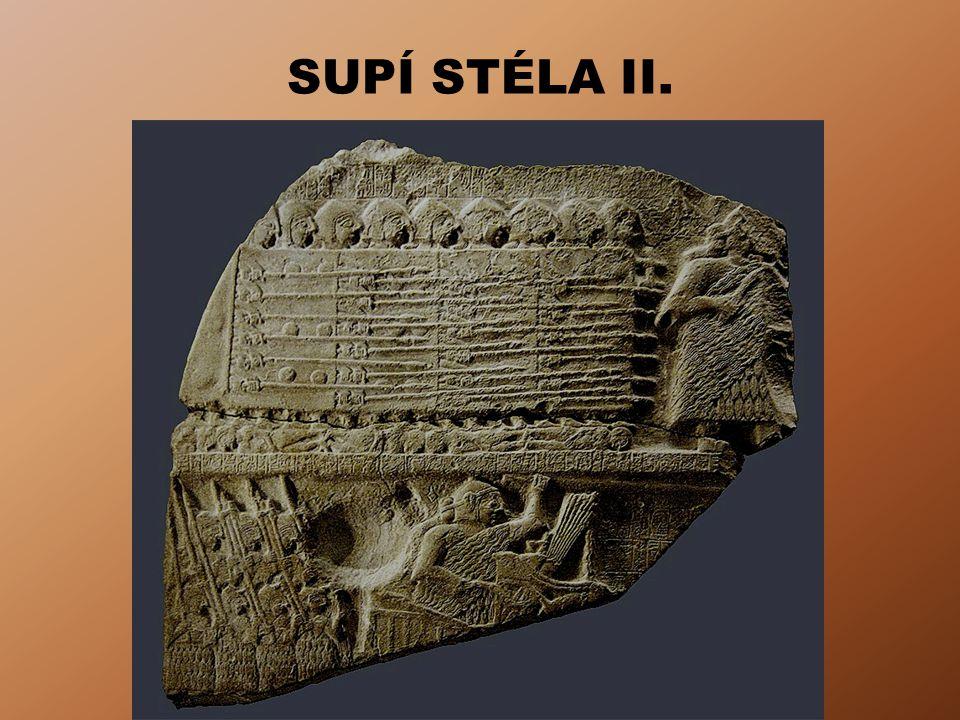 KOZLÍK V TRNÍ (cca 2600 př. N. l.)