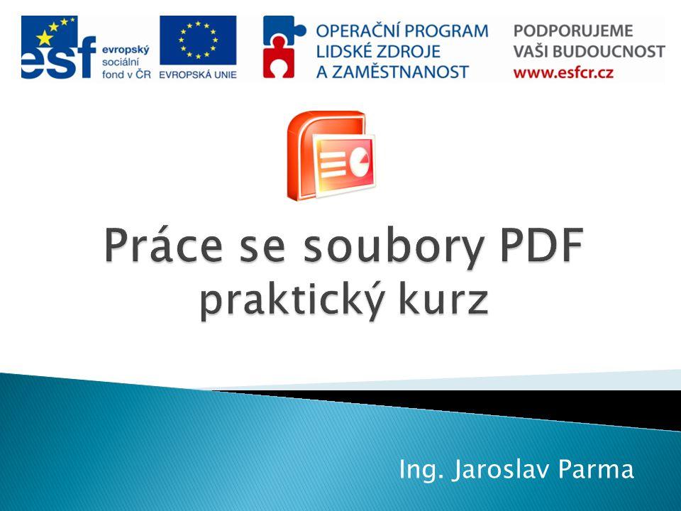 Ing. Jaroslav Parma