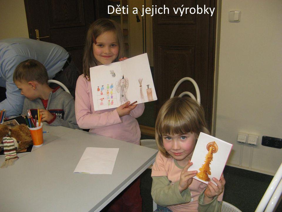 Děti a jejich výrobky
