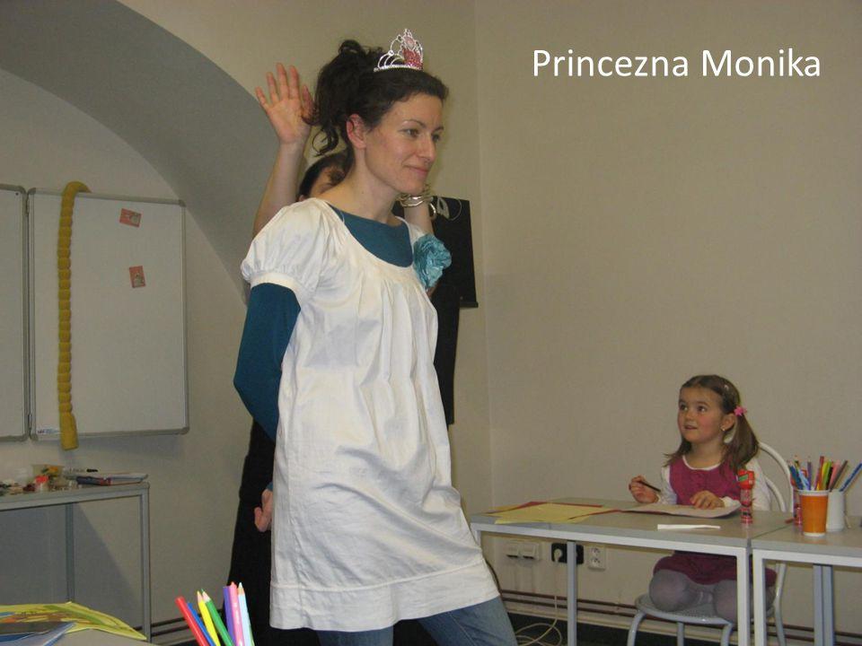 Princezna Monika