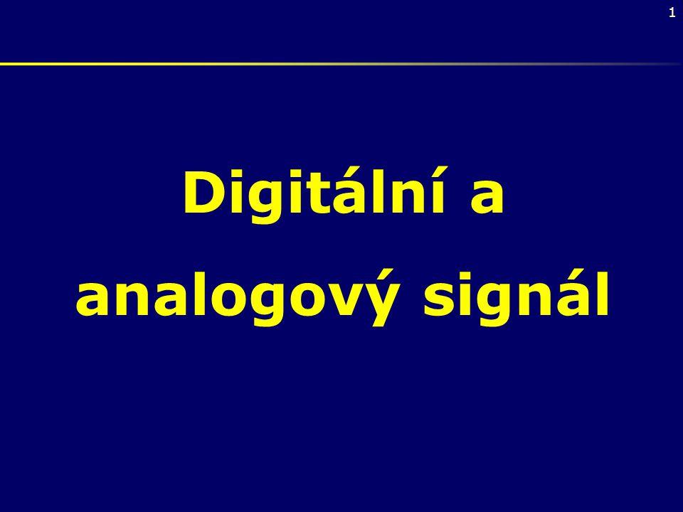 2 Signál • z latinského signalis - dávat znamení, •nositel informace, •vysílač - místo vysílání signálu •přijímač – místo příjmu, •signály se přenášejí přenosovou cestou, •žádný signál se nemůže šířit rychlostí větší, než je rychlost světla,