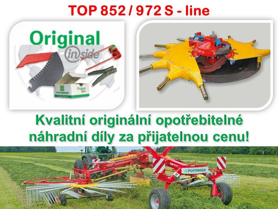 TOP 852 / 972 S - line