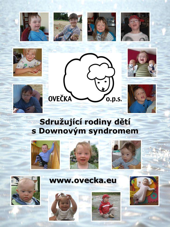 Sdružující rodiny dětí s Downovým syndromem www.ovecka.eu