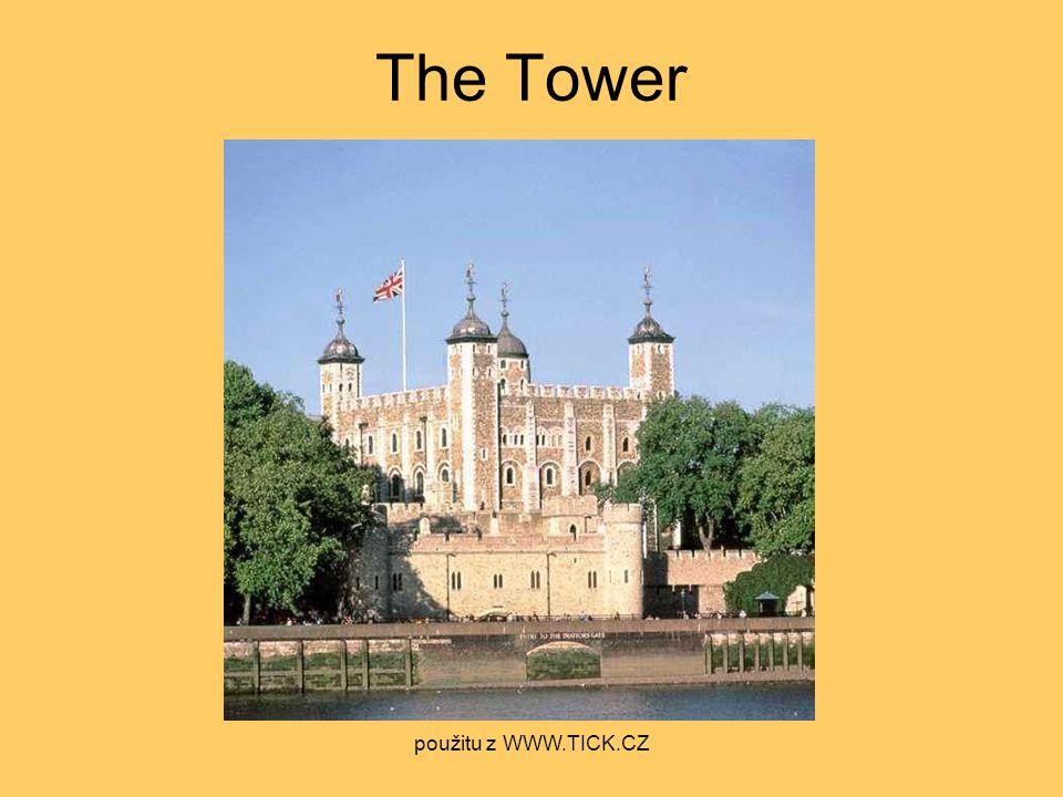 The Tower použitu z WWW.TICK.CZ