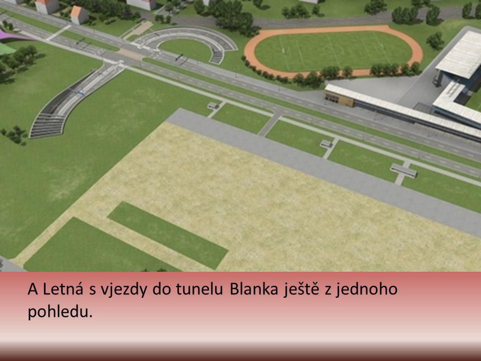 Proměnou by měla projít i Hradčanská, kde je stanice tramvají i metra