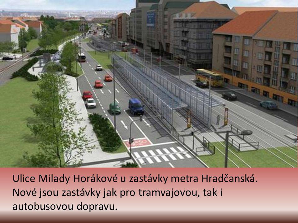 Jak tunel Blanka promění okolí Pražského hradu Výstavba tunelu Blanka z Tróje přes Letnou a Hradčanskou do Střešovic je v plném proudu.