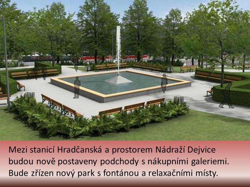 Rekonstruovaná křižovatka na Hládkově s vyhrazenými pruhy pro cyklisty. Na území Prahy 6 a 7 vznikne celkem 5- 6 km nových cyklotras a cyklostezek.
