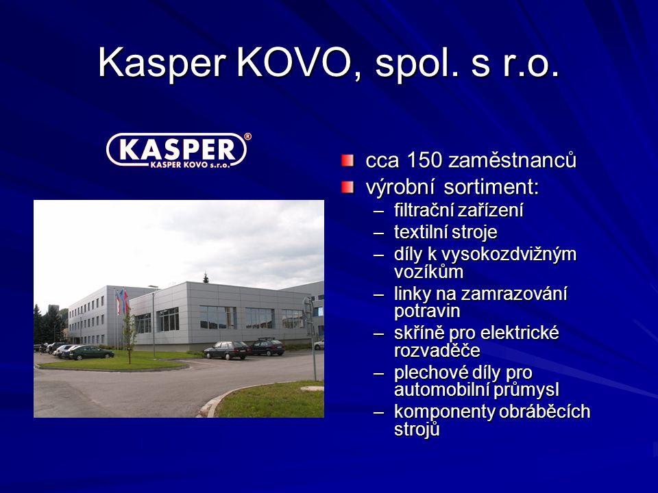 Kasper KOVO, spol. s r.o.