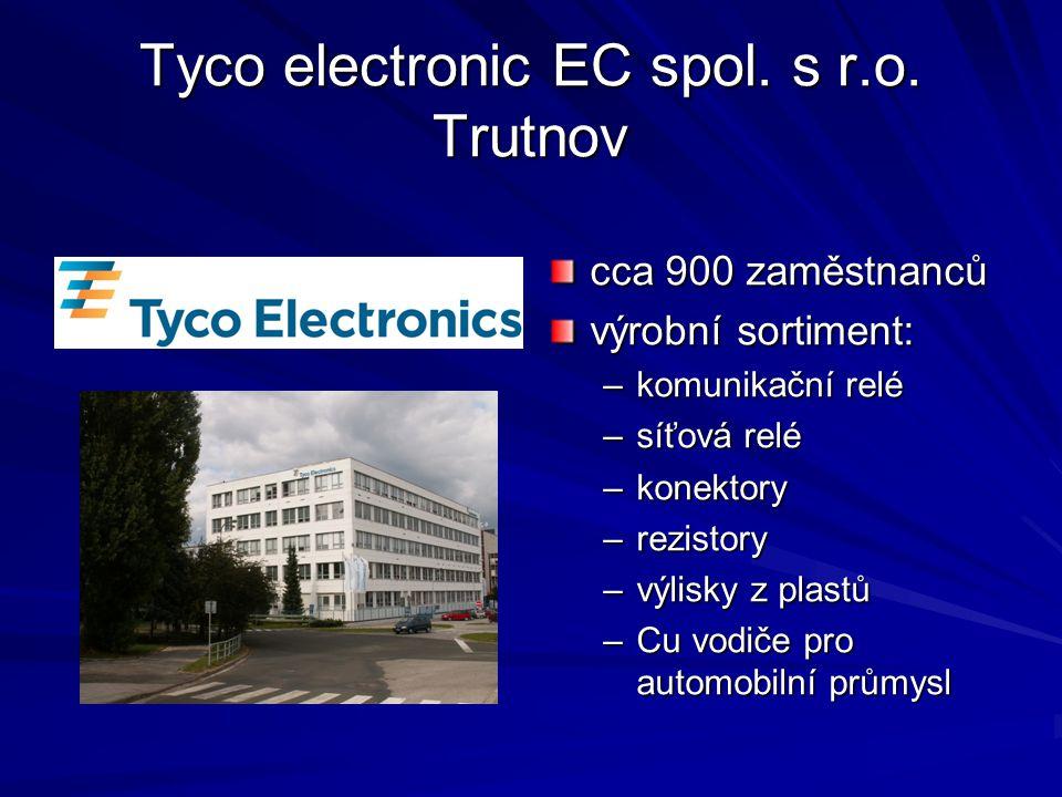 Tyco electronic EC spol. s r.o.