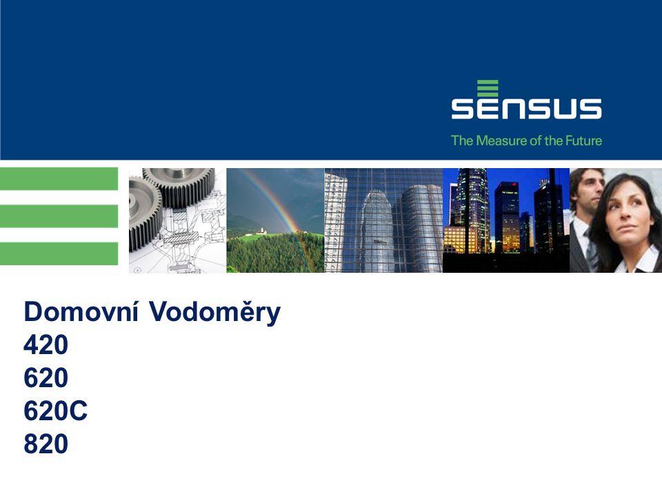 SensusRead pro USYS  Mobilní systém odečtů s přímou komunikací s fakturačním systémem