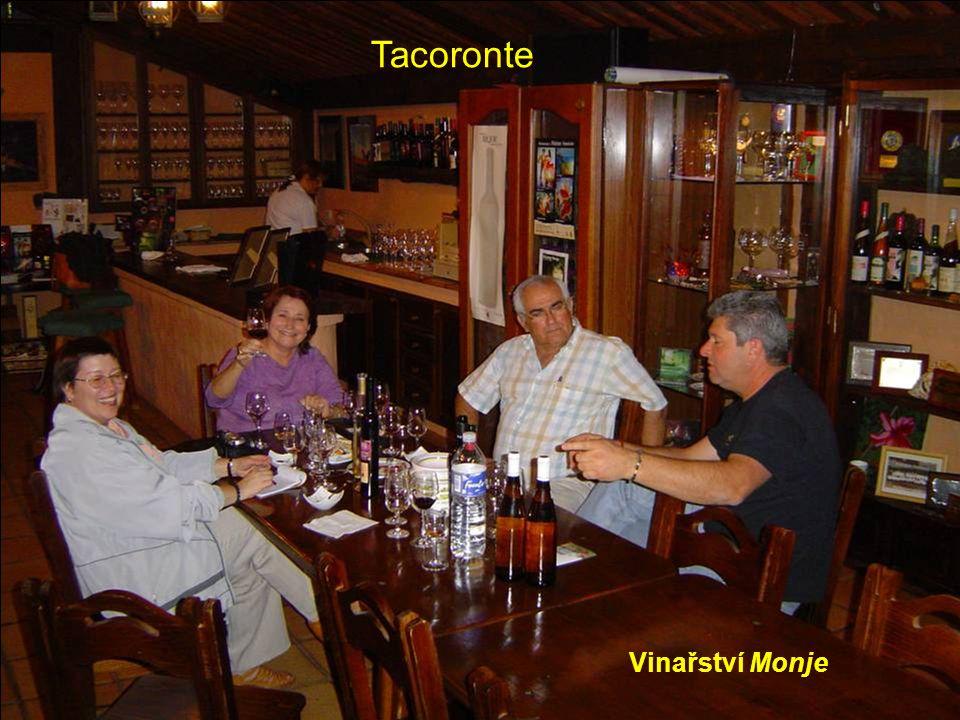 Tacoronte Vinařství Monje