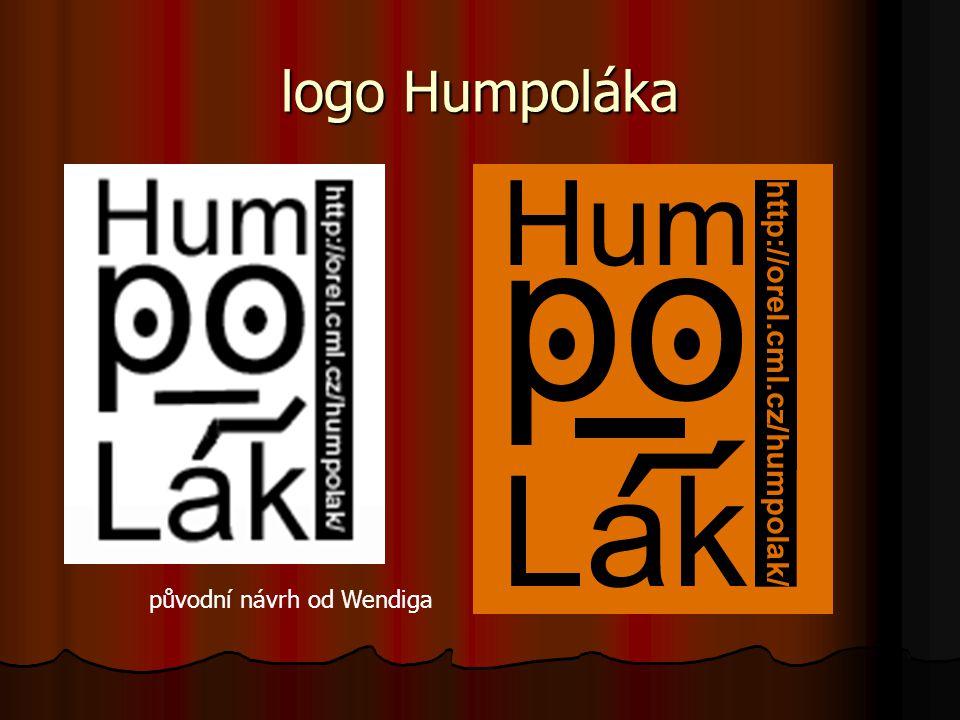 logo Humpoláka původní návrh od Wendiga