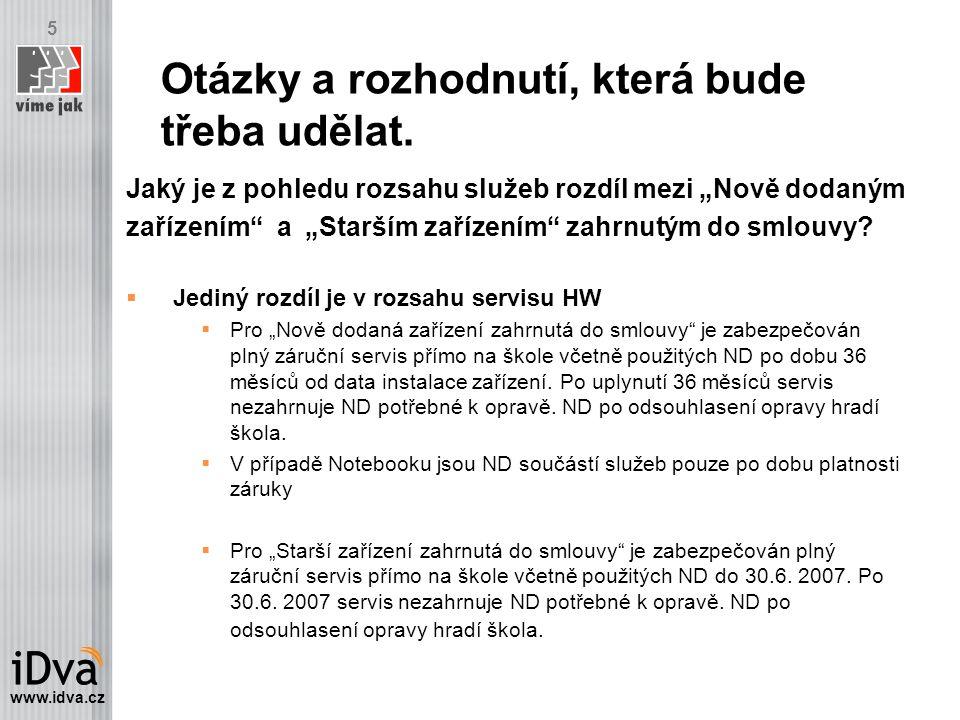 www.idva.cz 6 3.