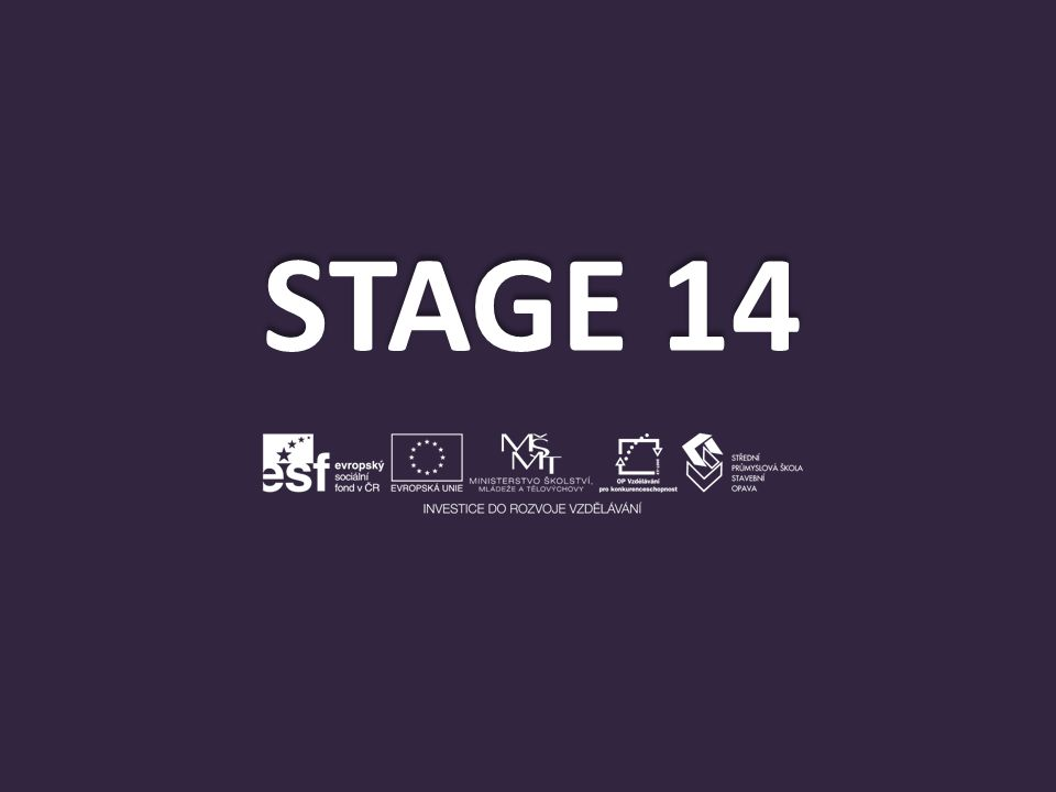 STAGE 14
