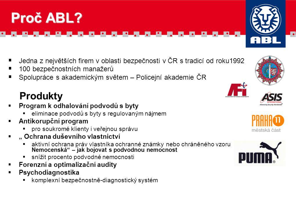 Proč ABL.