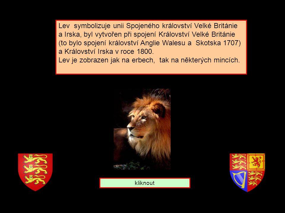 Který stát má ve znaku lva? U S A Anglie Keňa