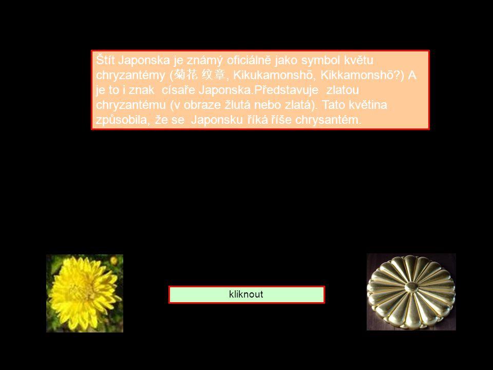 Komu patří Chrysantéma Italie Japonsko Tibet