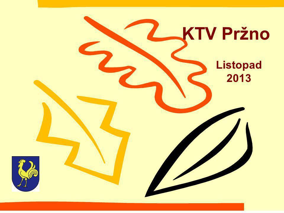 KTV Pržno Listopad 2013