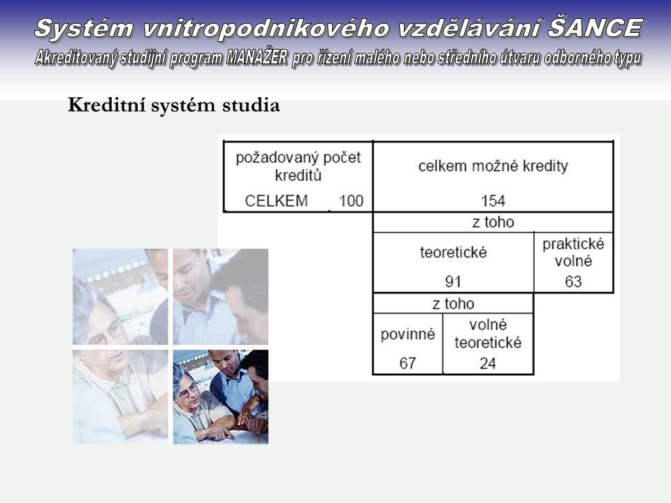 Kreditní systém studia