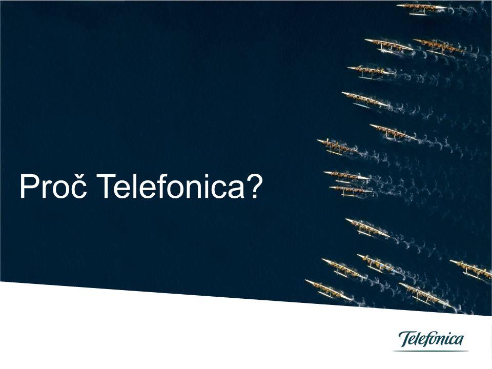 Proč Telefonica?