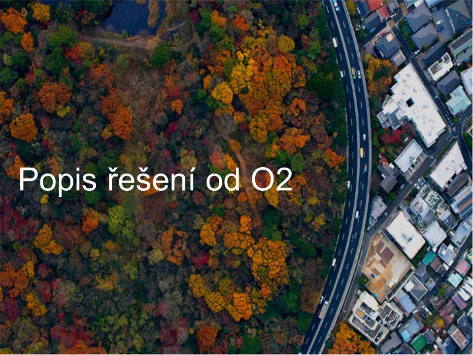 Popis řešení od O2