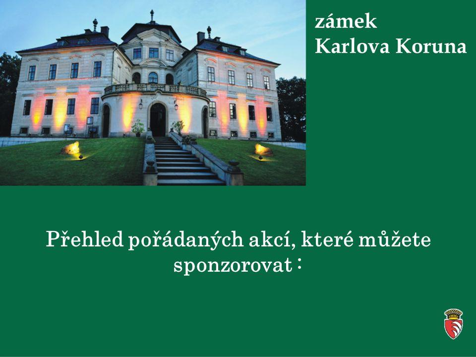 Halloween na zámku Karlova Koruna