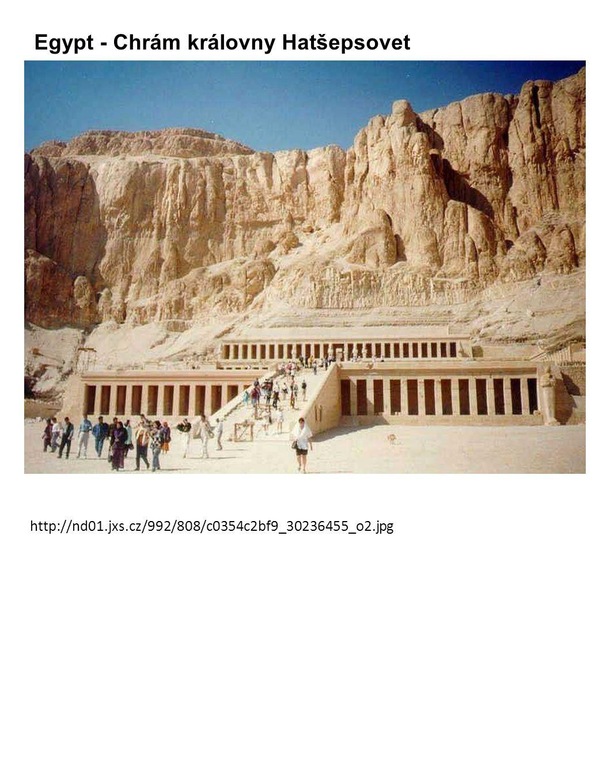 Egypt - Chrám královny Hatšepsovet http://nd01.jxs.cz/992/808/c0354c2bf9_30236455_o2.jpg