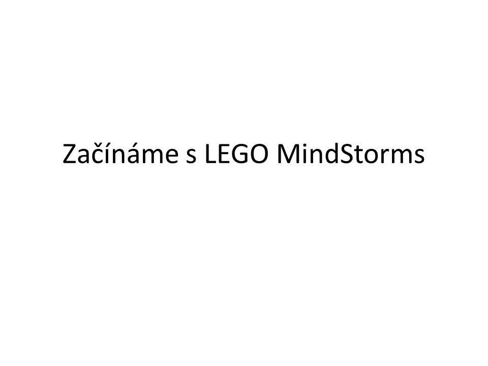 Začínáme s LEGO MindStorms