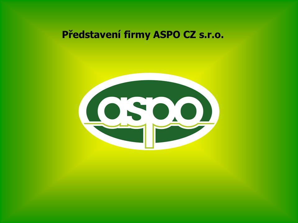 Představení firmy ASPO CZ s.r.o.