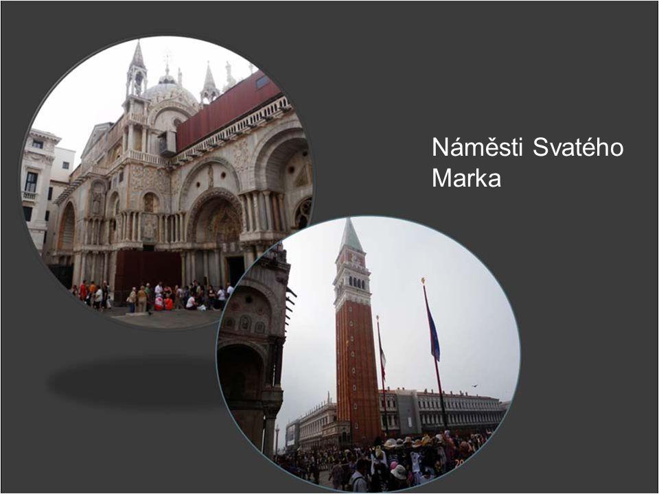 Náměsti Svatého Marka