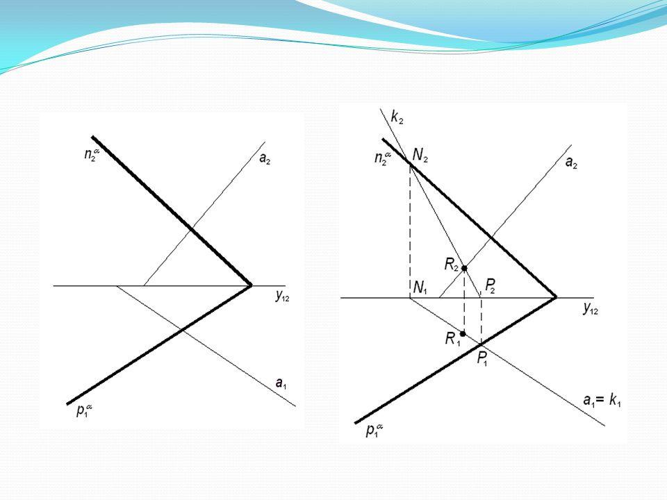 Kolineace v E 3 Definice 1: Nechť ρ a ρ 1 jsou dvě různé vlastní roviny a nechť S je takový bod trojrozměrného eukleidovského prostoru E 3, který neleží ani v rovině ρ, ani v rovině ρ 1.