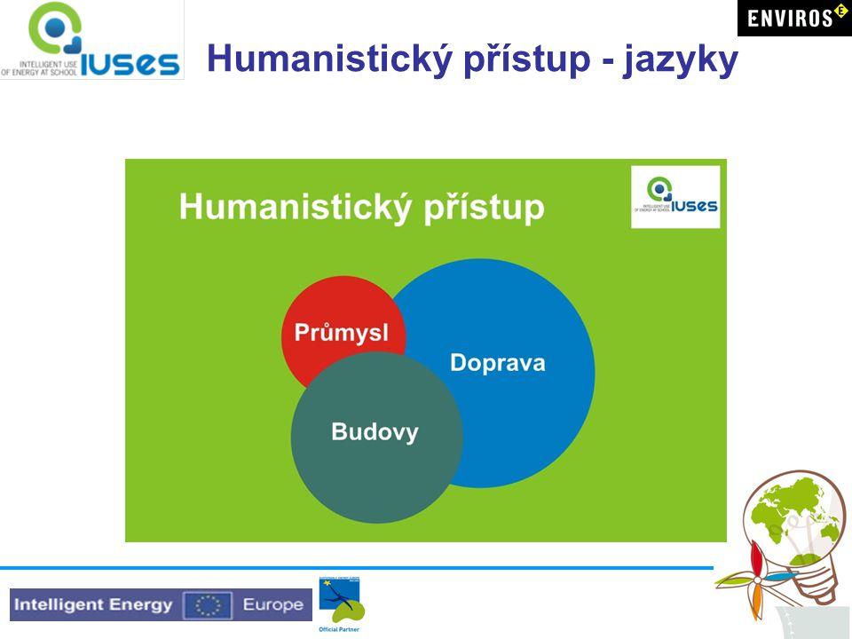 Humanistický přístup - jazyky