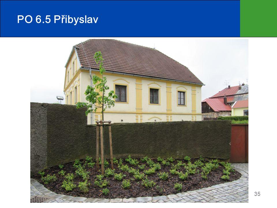 35 PO 6.5 Přibyslav