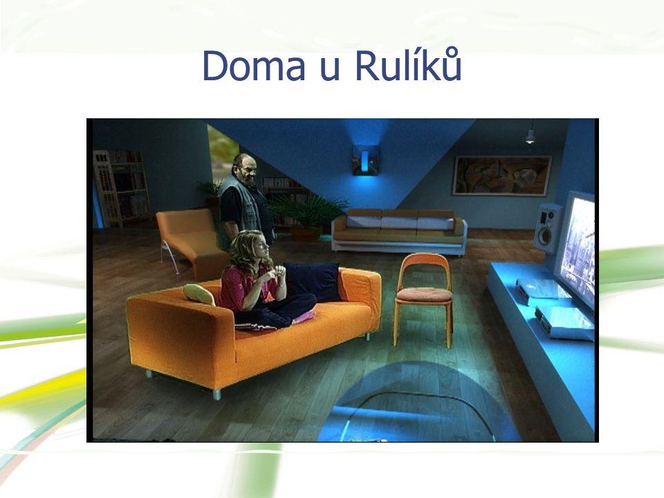 Doma u Rulíků