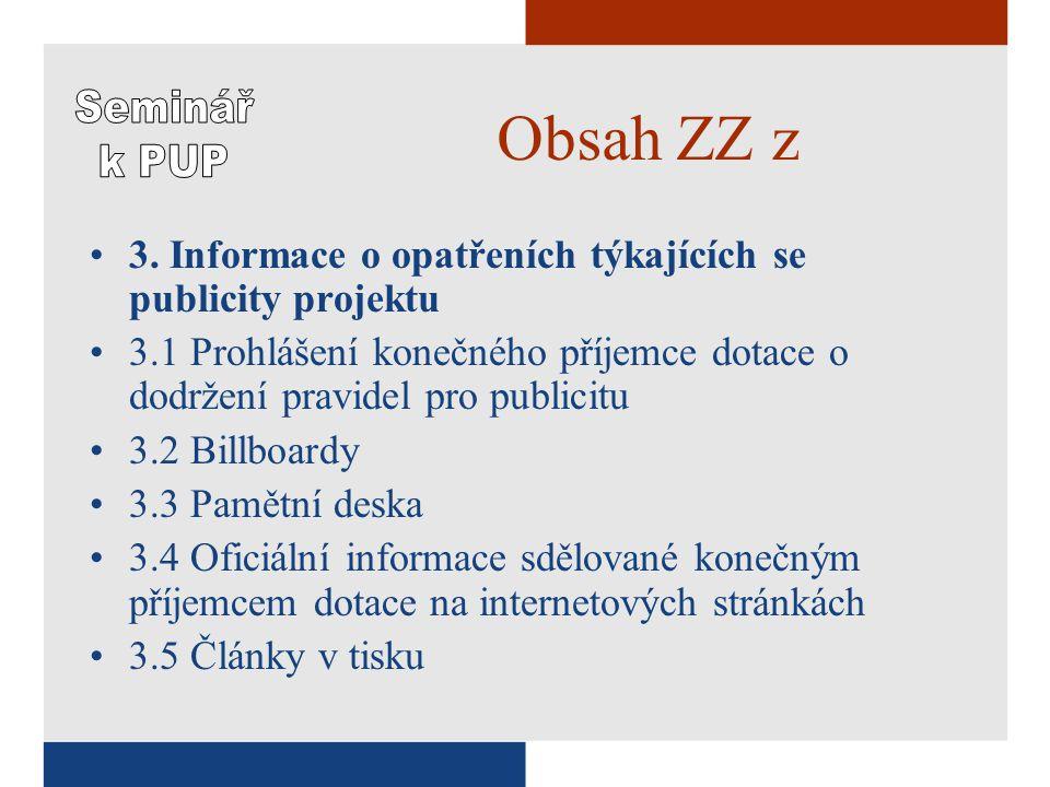 Obsah ZZ z •3.