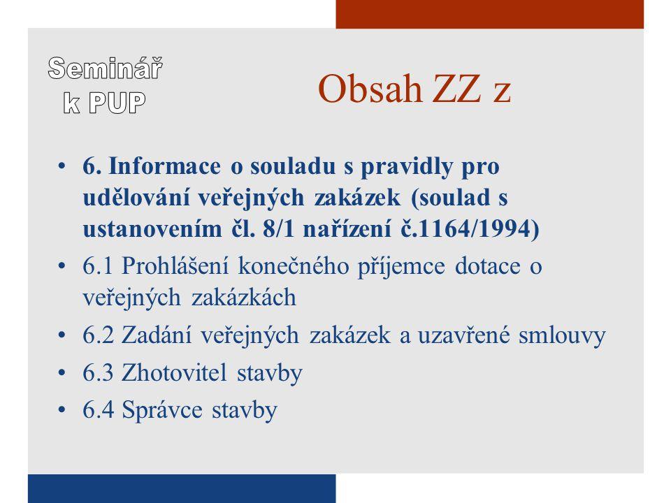 Obsah ZZ z •6.