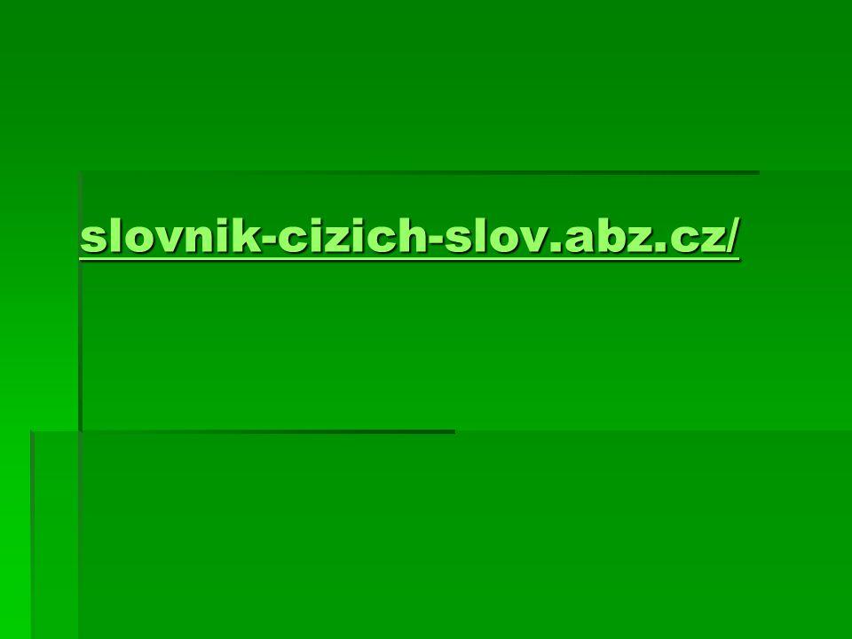 slovnik-cizich-slov.abz.cz/