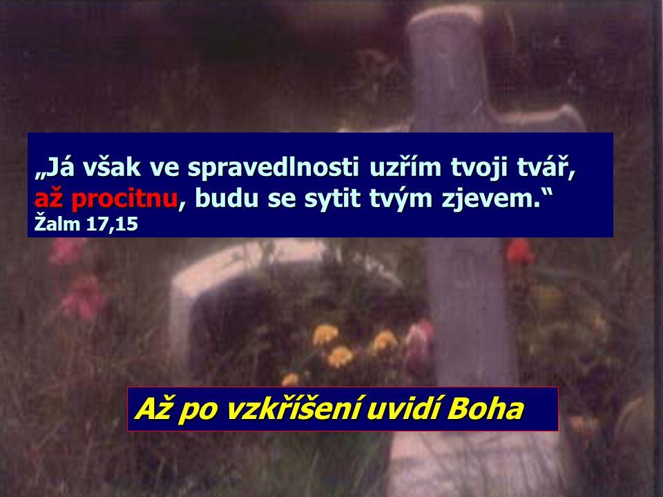 """""""Nedivte se tomu, neboť přichází hodina, kdy všichni v hrobech uslyší jeho hlas a vyjdou…"""" Jan 5,28.29 Jsou v nebi - nebo v hrobech?"""
