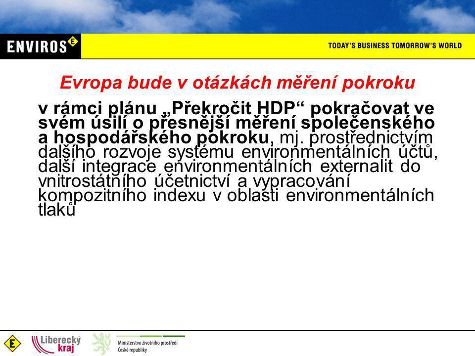 V rámci Plánu Evropa Podpoří vytváření sítí a výměnu osvědčených postupů mezi agenturami, které pro malé a střední podniky provozují režimy účinného využívání zdrojů Role Libereckého kraje a Manžerů USV ?