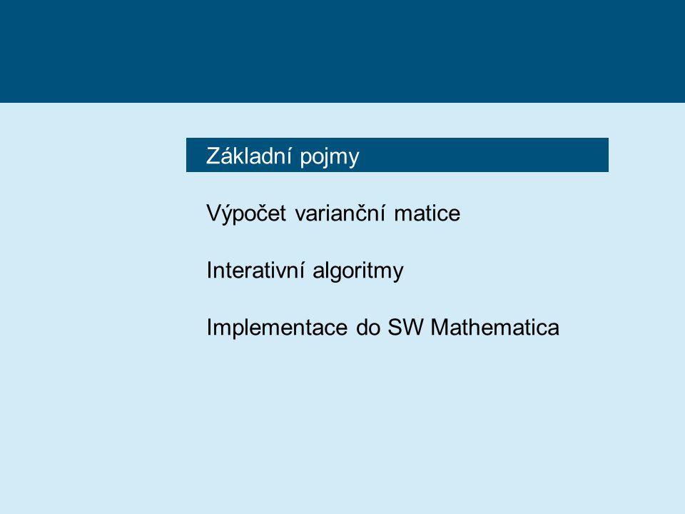 Grafické modely nUžitečný nástroj statistické analýzy –Umožňuje zkoumat struktury podmíněných nezávislostí v souborech proměnných nIdea: Reprezentovat data pomocí grafu –Vrcholy = proměnné –Chybějící hrana = proměnné jsou podmíněně nezávislé nOmezení příspěvku: Gaussovské grafické modely nHlavní problém: Popsat rozdělení s danými marginály Základní pojmy