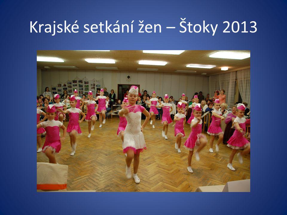 Krajské setkání žen – Štoky 2013