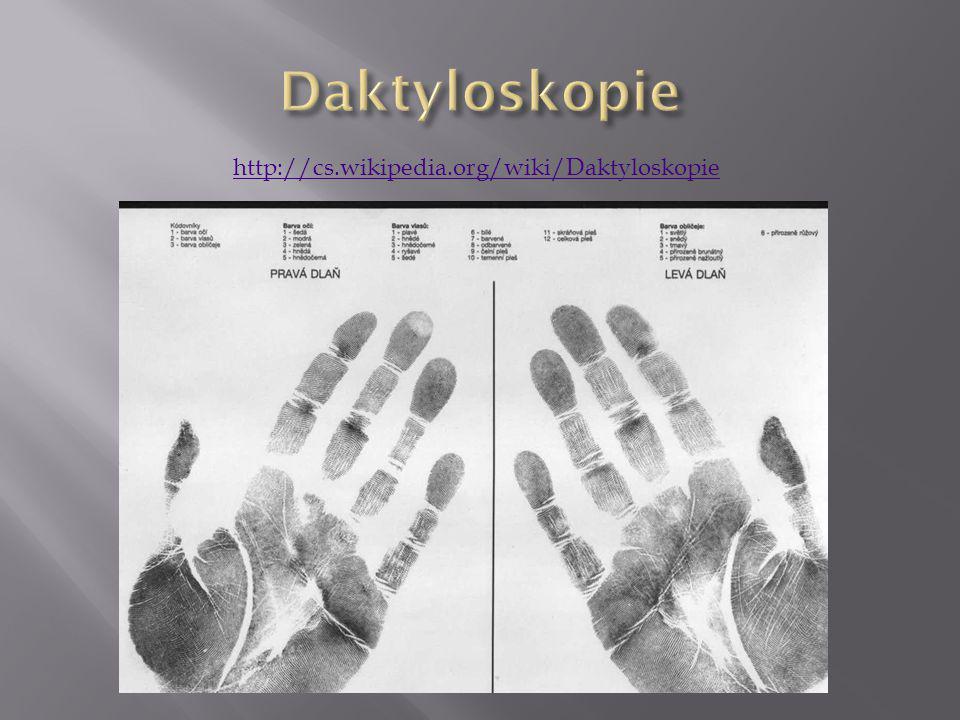 http://cs.wikipedia.org/wiki/Daktyloskopie