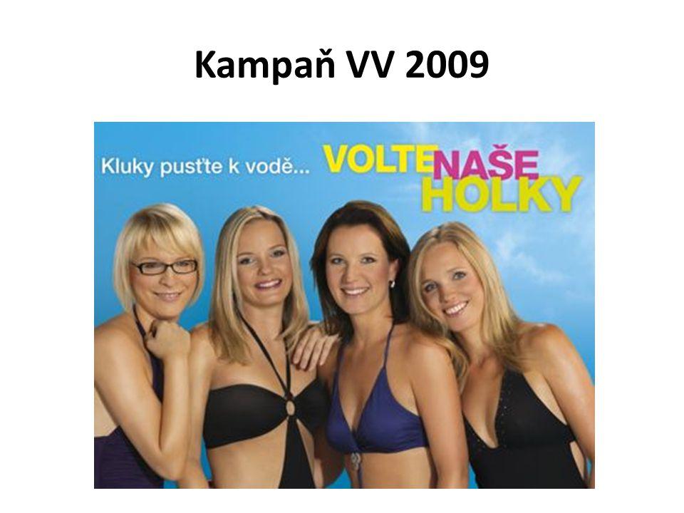 Kampaň VV 2009