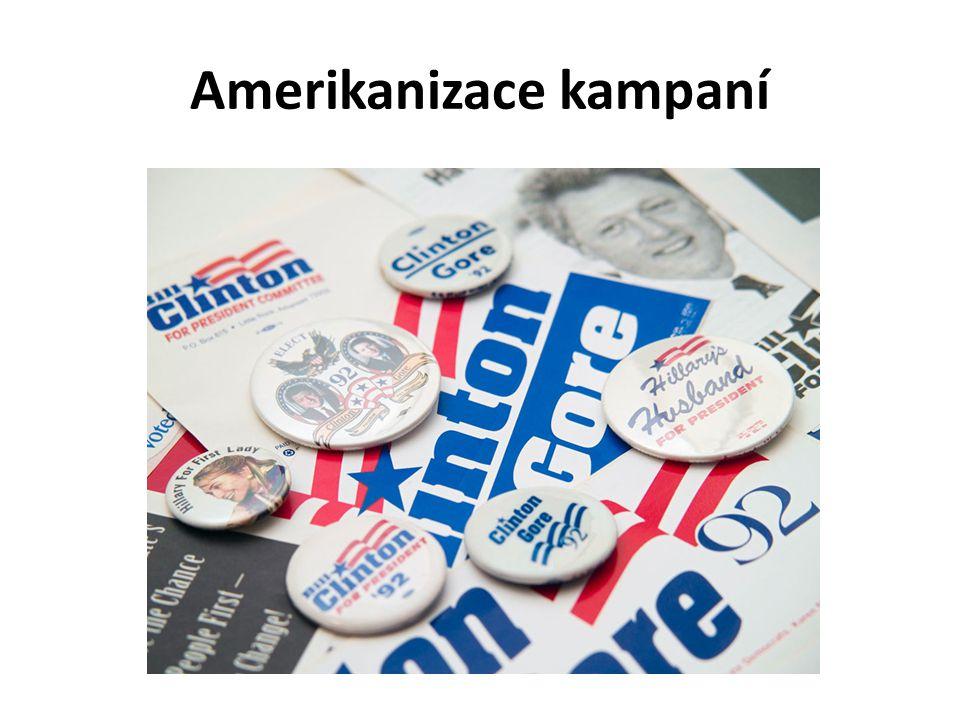 Amerikanizace kampaní