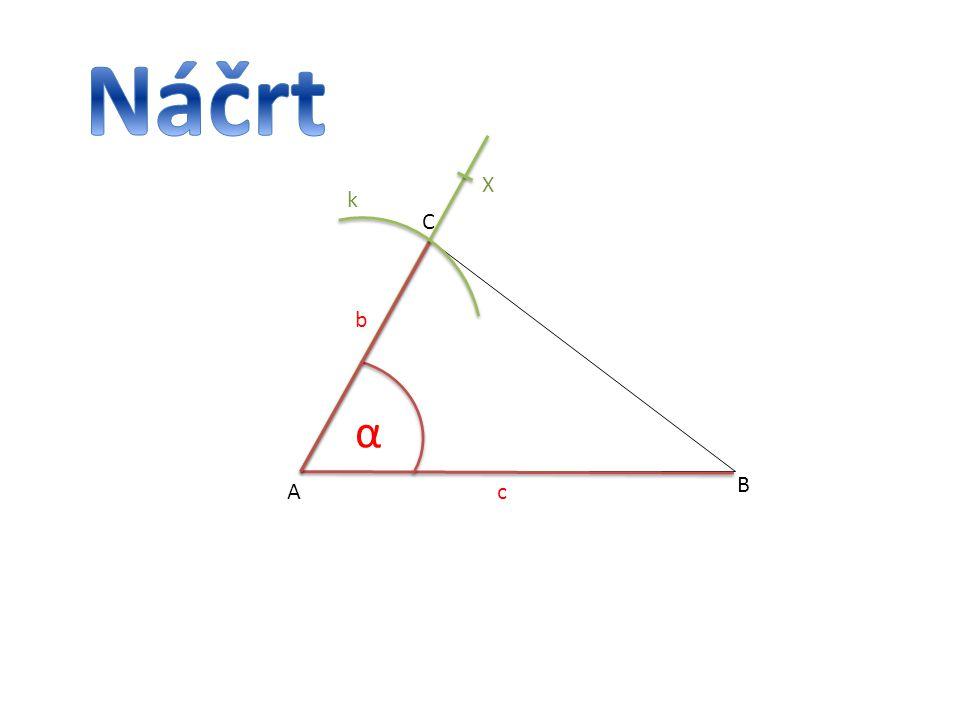 1. AB; |AB| = 7,3 cm